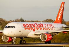 easyJet G-EZWR aircraft at London - Luton photo