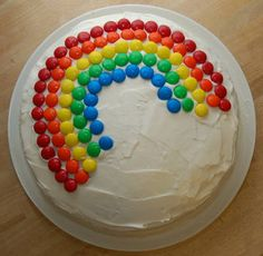 Ok, best cake ever! My little one can do this with me!