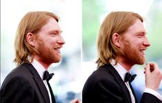 """Domhnall Gleeson attends the Costume Institute Gala for """"China: Through The Looking Glass"""" at the Metropolitan Museum of Art (5 May 2015)"""