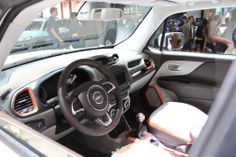 Jeep Renegade | 2015 Jeep Renegade - Tiniest Jeep Yet Unveiled In Geneva: Video And ...