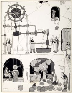 heath robinson - Google Search