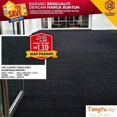JOM JIMAT BERSAMA #ALAQSACARPE... Selangor, Other Services Klang, JOM JIMAT BERSAMA #ALAQSACARPETS SEKARANG!!! Nak pejabat nampak cantik . Mewah . Kreatif. Den... Office Carpet, Kuala Lumpur, Company Logo, Home Decor, Office Rug, Decoration Home, Room Decor, Interior Design, Home Interiors
