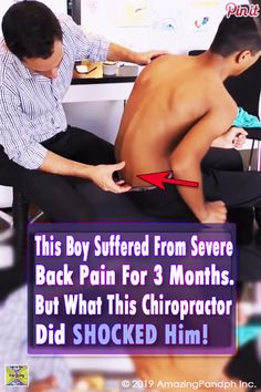 Teen With Severe Spinal Injury Had Lost All Hope—Until Chiropractor Did The Unthinkable Health And Wellness, Health And Beauty, Health Fitness, Hip Workout, Boxing Workout, Food To Gain Muscle, Best Chiropractor, Medical Miracles, Severe Back Pain