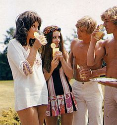 Summer Bucket List by a girl.. Interesting read. Particularly love this photo..  Bohemian beach party?