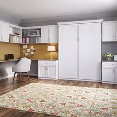 Trendy home office closet ideas murphy beds Tiny House Kitchen, Guest Room Office, Guest Bedroom Home Office, Home, Wall Bed, Home Office, Murphy Bed Office, Murphy Bed Plans, Murphy Bed Diy