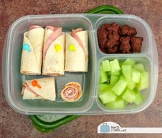 BentoLunch.net - What's for lunch at our house: day camp five! #easylunchboxes #camp #lunchideas