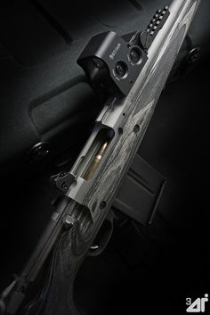 Ruger Gunsite Scout Rifle   Flickr - Photo Sharing!