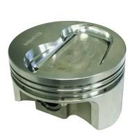 #HowardsCams 840442128L Pro Max Chevrolet 262-400 2618 Forged 23 Degree Inverted Dome -28.0cc #Pistons