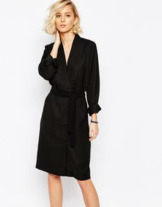 Just Female | Just Female Mentor Belted Dress at ASOS