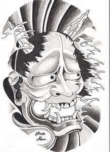 Hannya Mask  By Mcxr On DeviantART