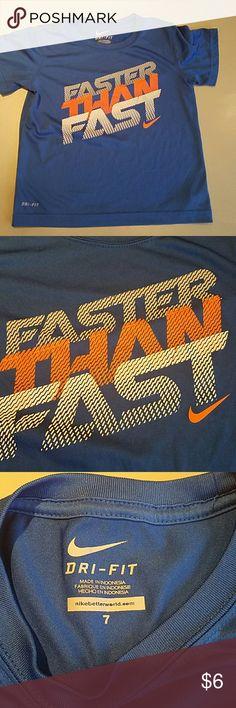 Boys NIKE Drifit tshirt Good condition Nike Shirts & Tops Tees - Short Sleeve