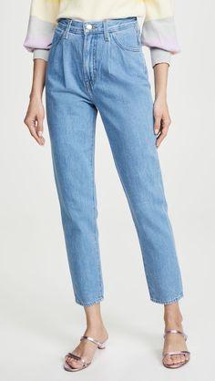 J Brand Pleat Front Peg Jeans : J Brand Pleat Front Peg Jeans #Brand #Pleat #Front
