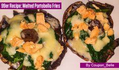 Recipe The Melted Portobello