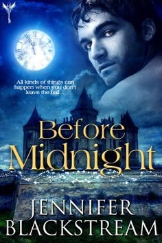 Before Midnight by Jennifer Blackstream! = First Impression: I'm #reading Before Midnight, which is a retelling of Cinderella. After reading the prologue, I'm really curious as to what the prophecy is and how the 5 Blood Princes fit into the overall picture. It'll be interesting, because from what I can tell each book is one of the Prince's personal story, so I'm looking forward to seeing how it all comes together. #ChristinaReads ~ Christina