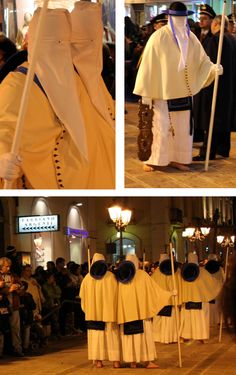 easter in italy - The mysterious Easter traditions in Taranto