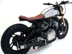 Roast Moto Yamaha XV750