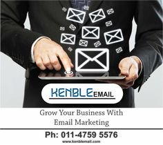 Contact Kenble Mail who is best Email Marketing Service Providers for Mass Mailing Service and Email marketing solutions in India