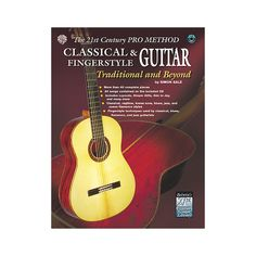 Alfred The 21st Century Pro Method: Classical & Fingerstyle Guitar Tra