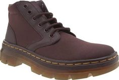 Dr Martens Burgundy Tract Bonny New Chukka Classic chukka boot styling meets unmistakable Dr Martens DNA, as the Tract Bunny New Chukka arrives. Crafted of ultra-durable nylon, the burgundy upper features man-made overlay for a play in texture http://www.comparestoreprices.co.uk/january-2017-8/dr-martens-burgundy-tract-bonny-new-chukka.asp