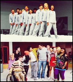 Old Cast Forever ♥  Miss them<3