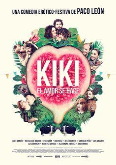 Cinelodeon.com: Kiki. El amor se hace. Paco León.