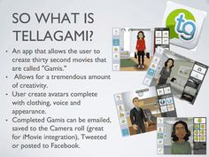 Presentation on App Smashing and Telegami by Karen Stadler