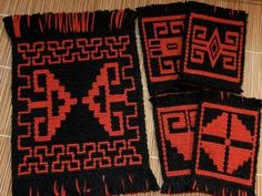 hotpad and rugs