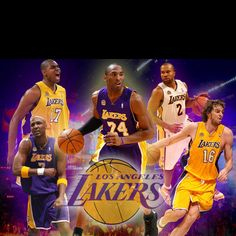 The Los Angeles Lakers have been blessing with being one of the most winning teams in NBA History. They have won 16 championships. Basketball Shorts Girls, I Love Basketball, Basketball Teams, Sports Teams, Basketball Tickets, Los Angeles Lakers, Lakers Kobe, Nba Playoffs, Photos