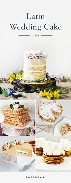 Planning for the big day? Here are some Latin Wedding Cake Ideas to top off your wedding day