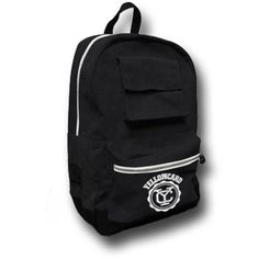 Yellowcard Logo Backpack Black Backpack, Backpack Bags, Music Backpack, Best Friend Match, Gift Coupons, Jean Shirts, Abs, Backpacks, Hoodies