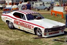 Ramchargers Funny Car