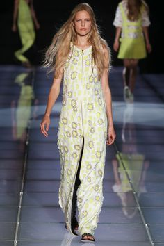 Fausto Puglisi Spring 2015 RTW – Runway – Vogue.