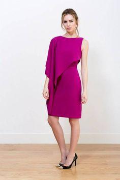 elblogdeanasuero_Invitadas bofa otoño-invierno 2014-2015_Panambi vestido corto asimétrico
