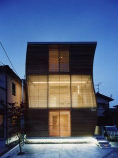 Architizer: Project by Kohki Hiarnuma Architect & Associates Co., Ltd.- House for Everybody