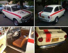 1968 Fiat 850 Berlina