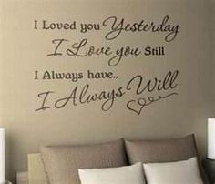 I would absolutely love to have this stenciled into the master bedroom wall!
