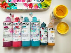 Hi, friends! I am so thrilled to share with you today how I achieve my favorite, go-to paint colors that tend to show up time and time aga...