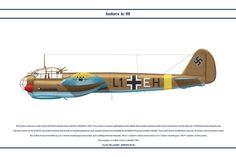 Ju 88 A-4 LG1 1 by WS-Clave.deviantart.com on @DeviantArt