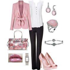 In pink heaven