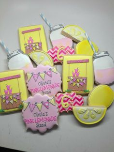 Snickerdoodle Sweets&Events lemonade