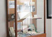Exhibit Cases | Saint Louis University Libraries | Saint Louis University