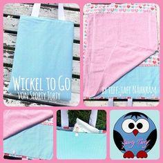 WtG-Wickel to Go- freebook mitnehmbare Wickelunterlage