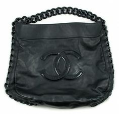 b55499aef06 Be Mine… CHANEL Large Leather Tote Bag!