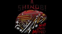 Shinobi Minded is a T Shirt designed by SayWhatJAY to illustrate your life and is available at Design By Humans