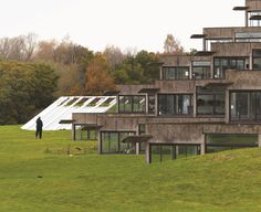 Half a century on, Denys Lasdun's campus for the University of East Anglia remains as striking and popular as ever. University Of East Anglia, Building Design, Architecture, Places, Outdoor Decor, Popular, Healthy, Arquitetura, Popular Pins
