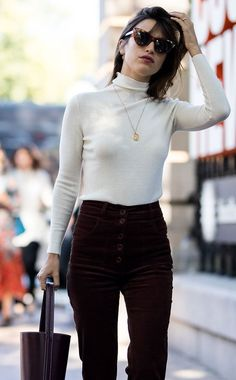 turtleneck outfit