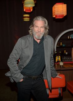 Jeff Bridges, Actor The dude still abides.   - Esquire.com