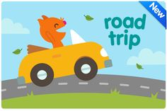 Learn more about our thoughts behind our new preschool app Sago Mini Road trip!