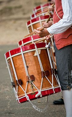 Drums Of The Revolution, Colonial Williamsburg, VA.  Photo: Christopher Holmes
