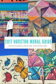 Houston Mural Guide by It's Not Hou It's Me